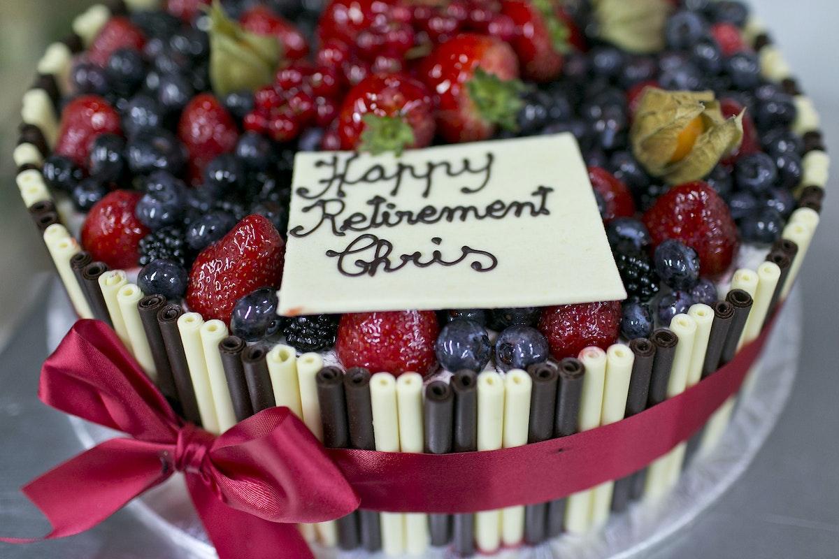 Fruit And Vegetable Market Report October 2015 Retirement Cake
