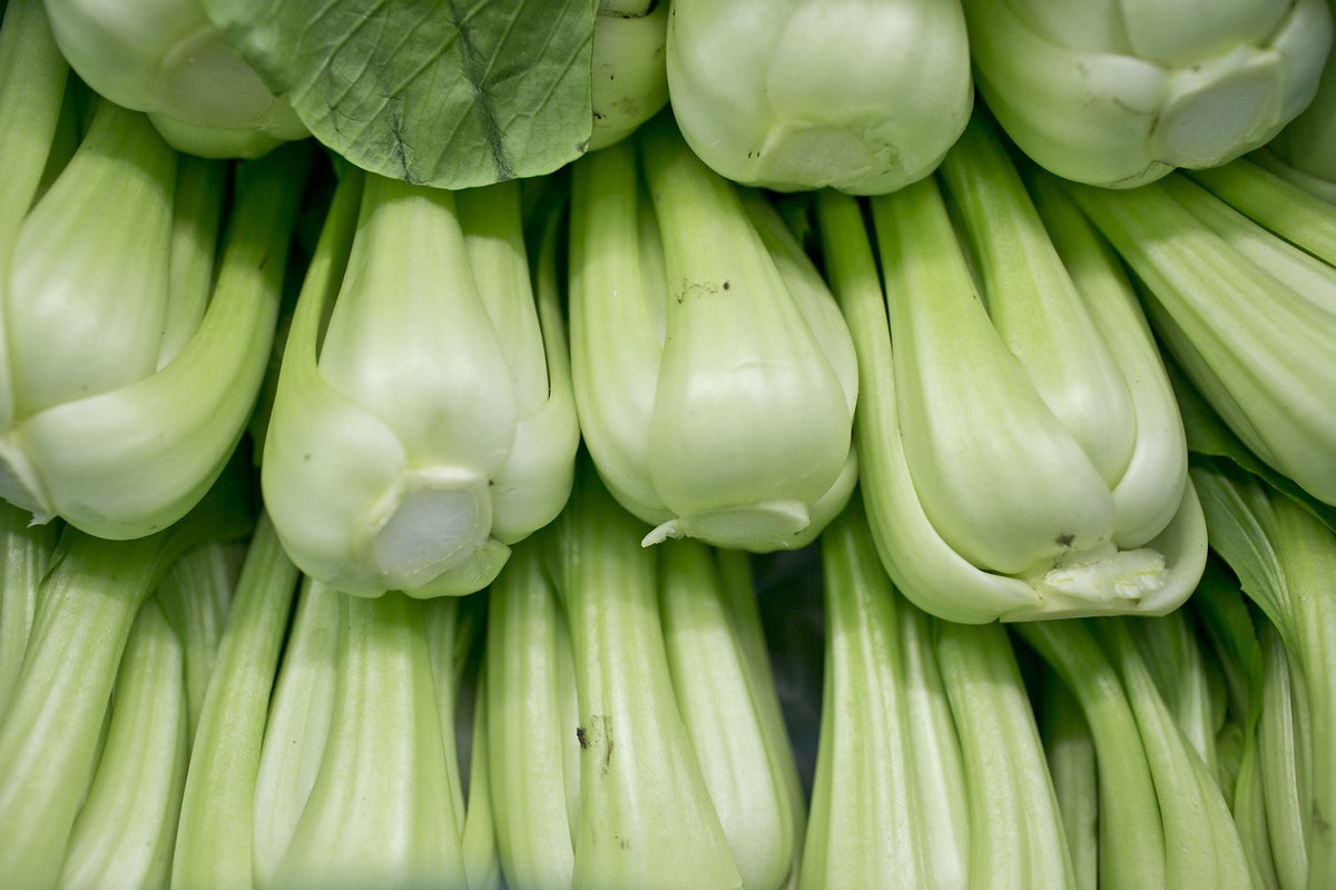 Fruit And Vegetable Market Report September 2014 Pakchoi