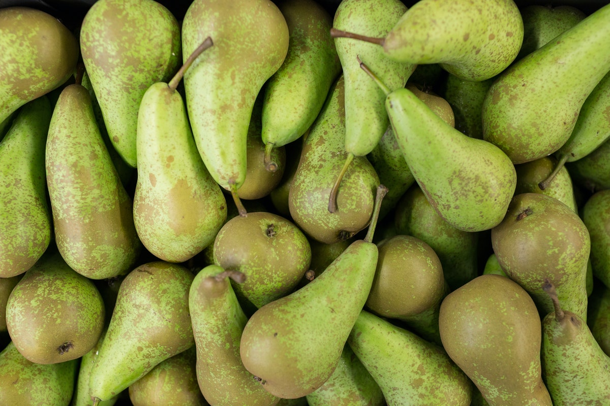 Fruit And Vegetable Market Report September 2017 Conference Pears