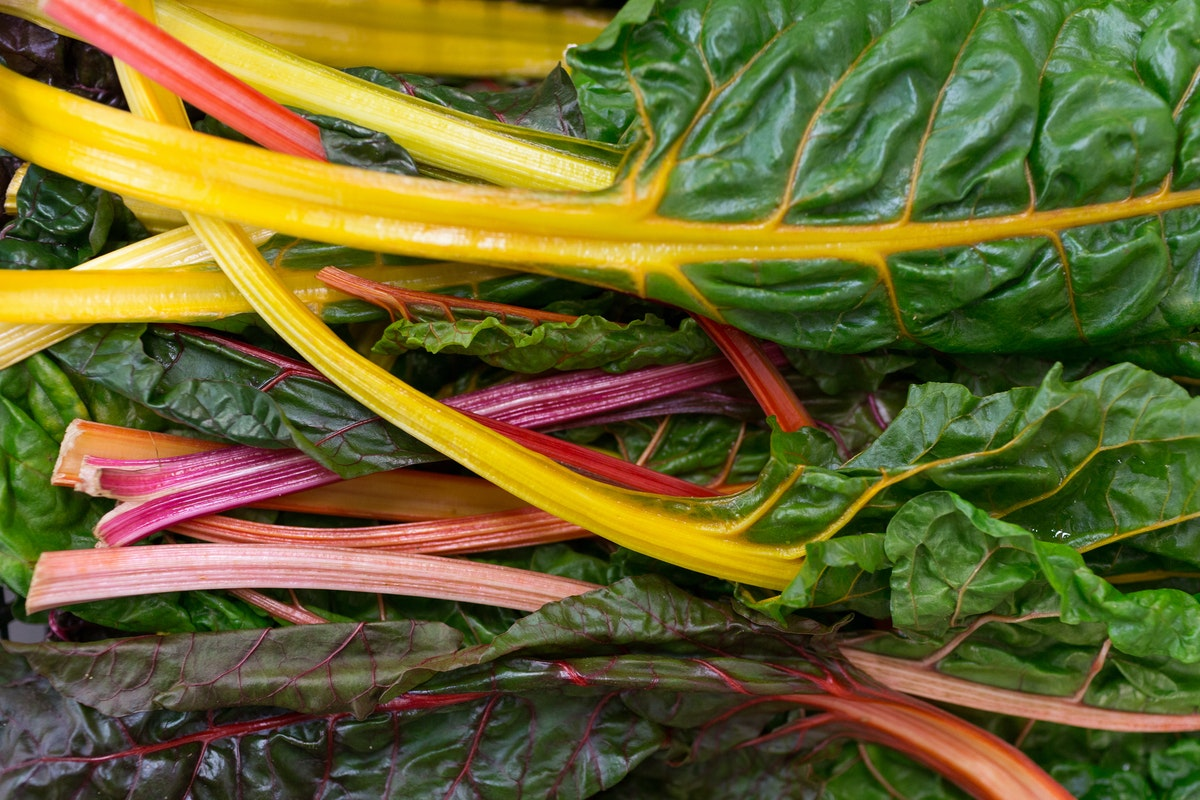 Fruit And Vegetable Market Report September 2017 Rainbow Chard