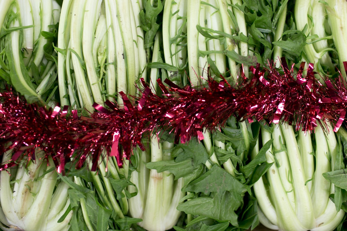 Fruit And Vegetables Market Report December 2015 Puntarelle