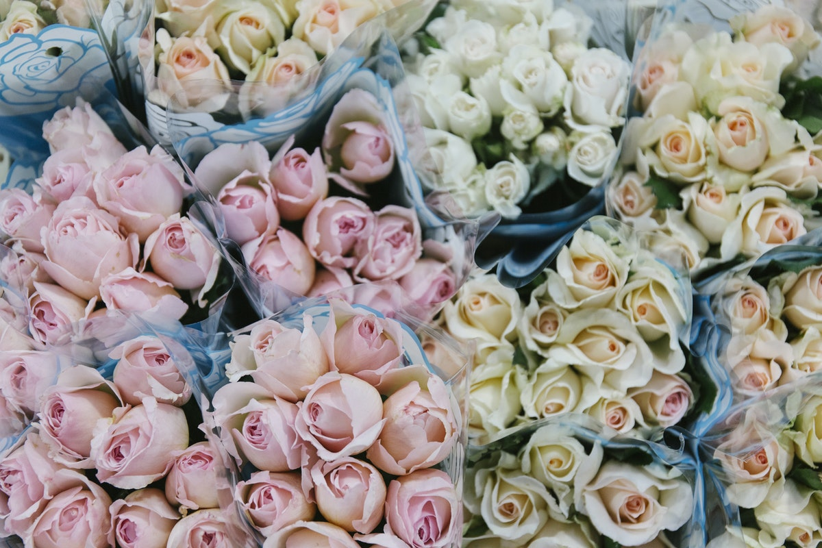 New Covent Garden Flower Market August 2019 In Season Report Rona Wheeldon Flowerona British Roses At Zest Flowers Hero Image