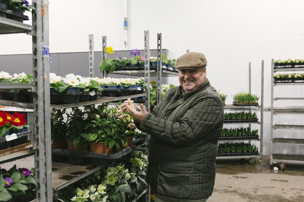 New Covent Garden Flower Market February 2020 In Season Report Rona Wheeldon Flowerona Bob At L Mills