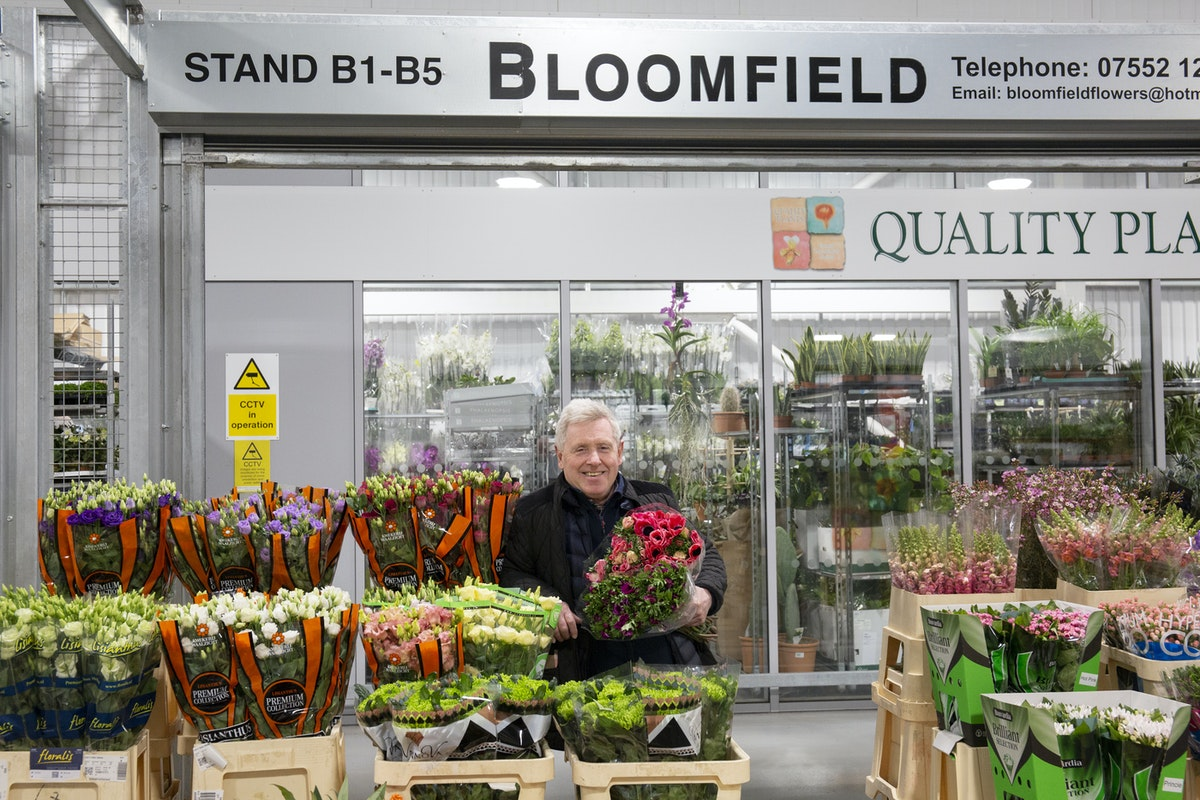 New Covent Garden Flower Market January 2019 In Season Report Rona Wheeldon Flowerona Ronnie At Bloomfield