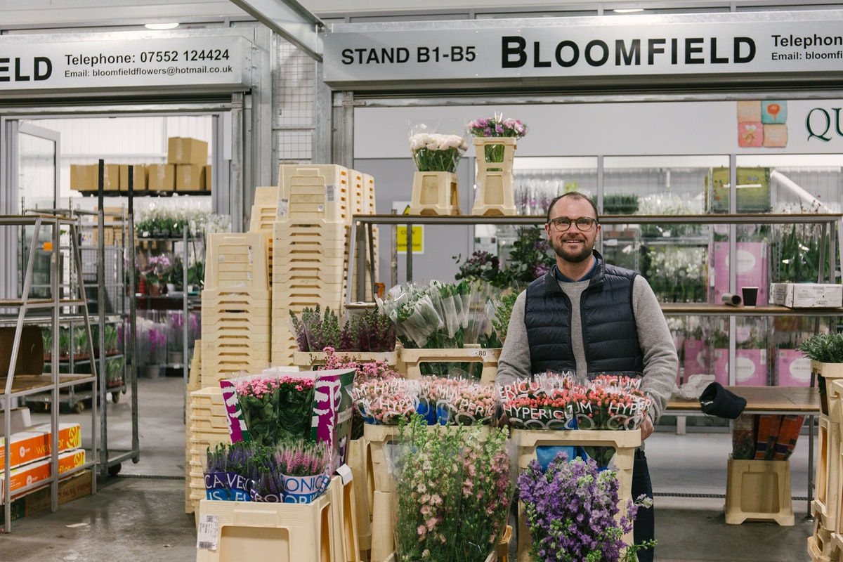 New Covent Garden Flower Market March 2018 In Season Report Rona Wheeldon Flowerona Leigh At Bloomfield 1
