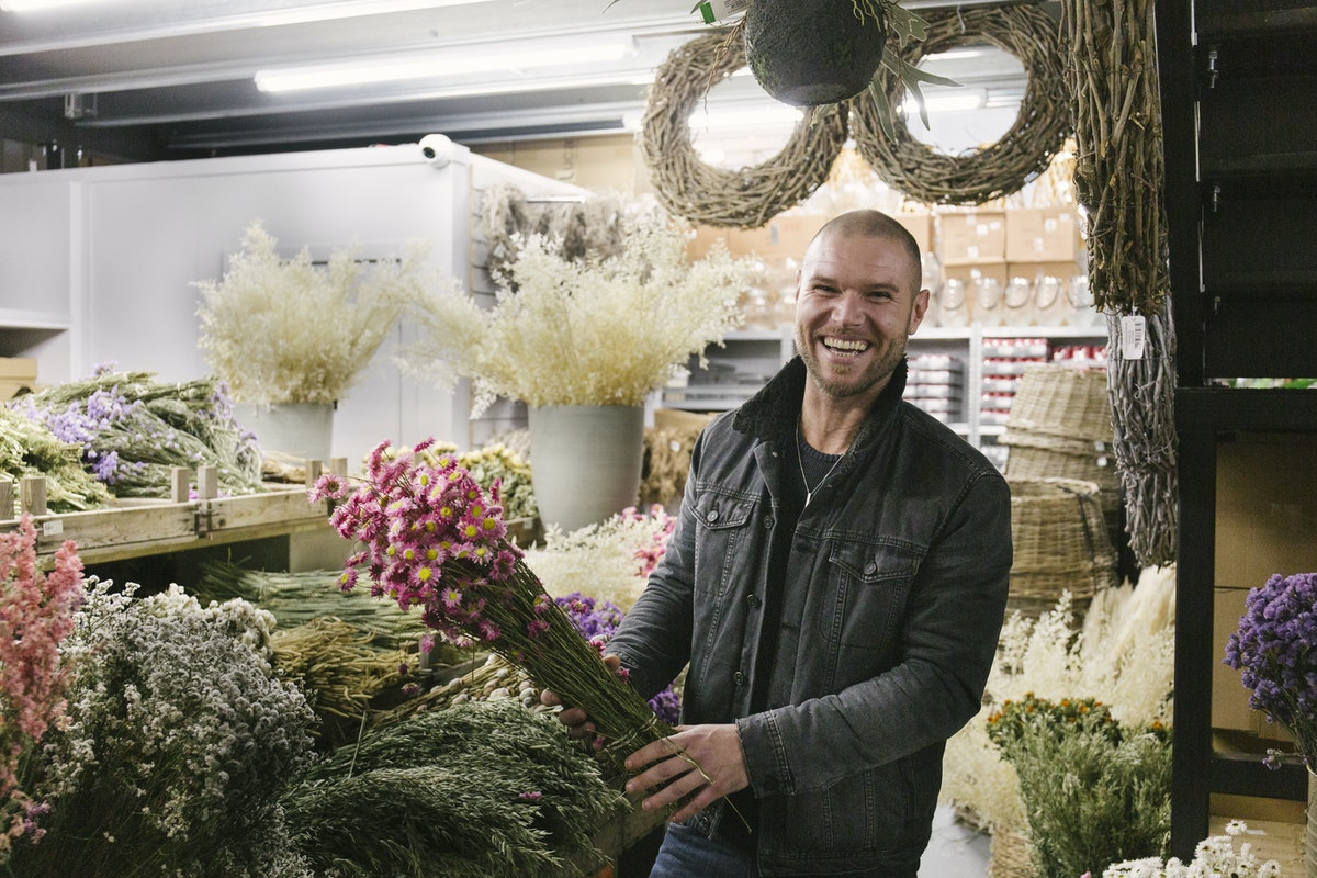 New Covent Garden Flower Market November 2019 In Season Report Rona Wheeldon Flowerona John At Lavenders With Dried Flowers