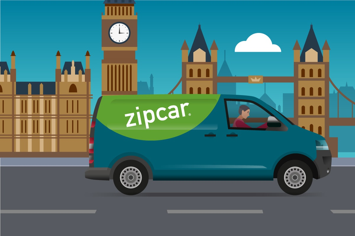 New Covent Garden Market Zipcar partnership