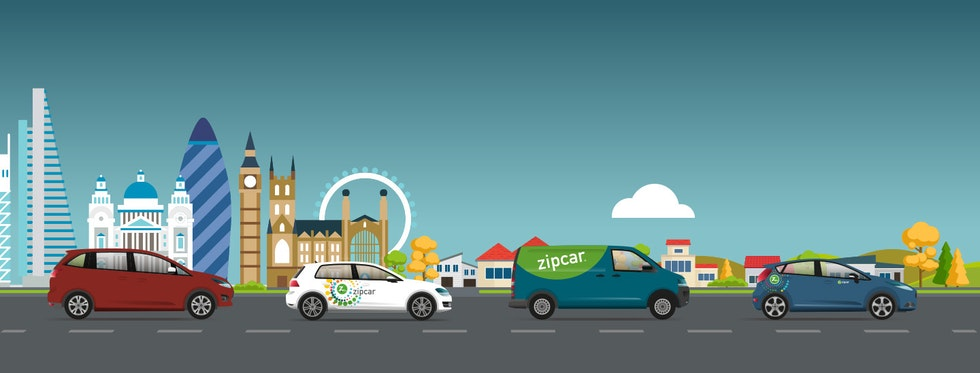 Introducing our partnership with Zipcar