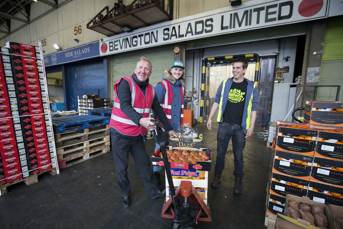 Fruit And Veg Customer Profile April 2017 City Harvest Bevington Salads