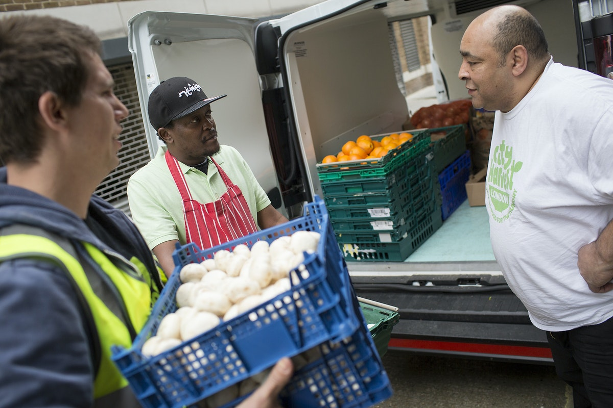 Fruit And Veg Customer Profile April 2017 City Harvest Van Passage