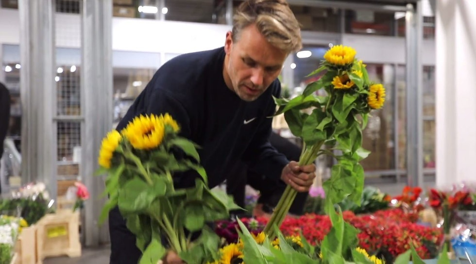 Experience the magic of the Flower Market in our new video
