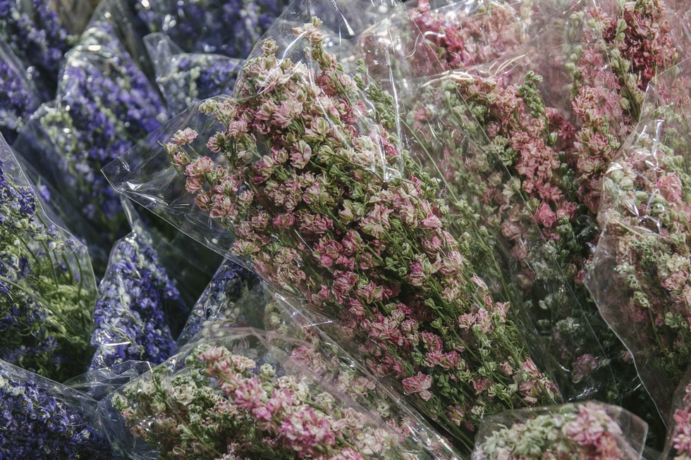 The hottest floral trends for 2020