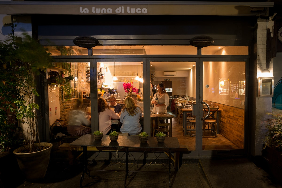 Fruit And Veg Customer Profile October 2017 La Luna Di Luca Exterior
