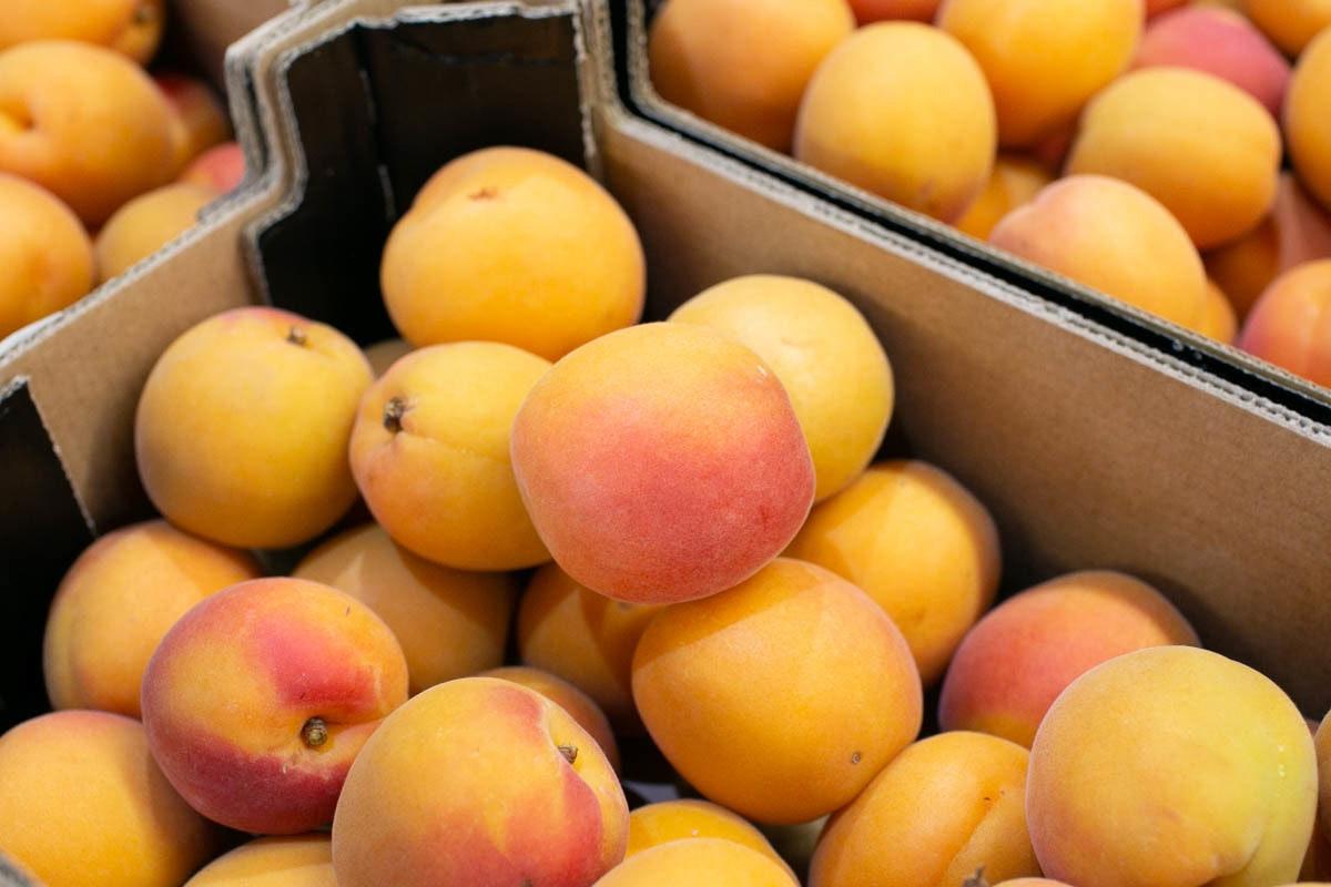 Fruit And Veg Market July 2019 Apricots