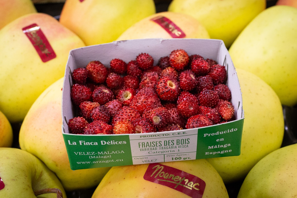 Fruit And Veg Market Report April 2019 Frais De Bois