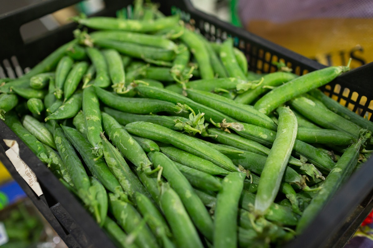 Fruit And Veg Market Report April 2019 Peas