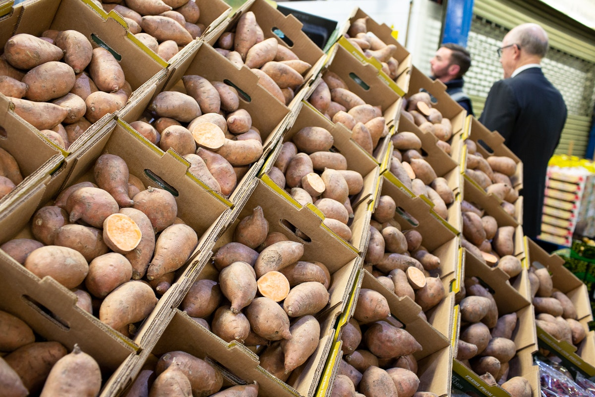 Fruit And Veg Market Report April 2019 Sweet Potato
