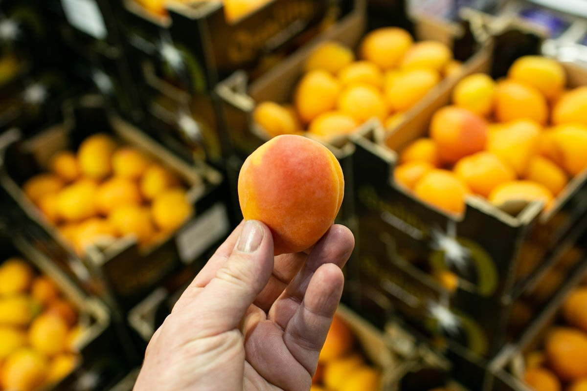 Fruit And Veg Market Report August 2019 Apricot
