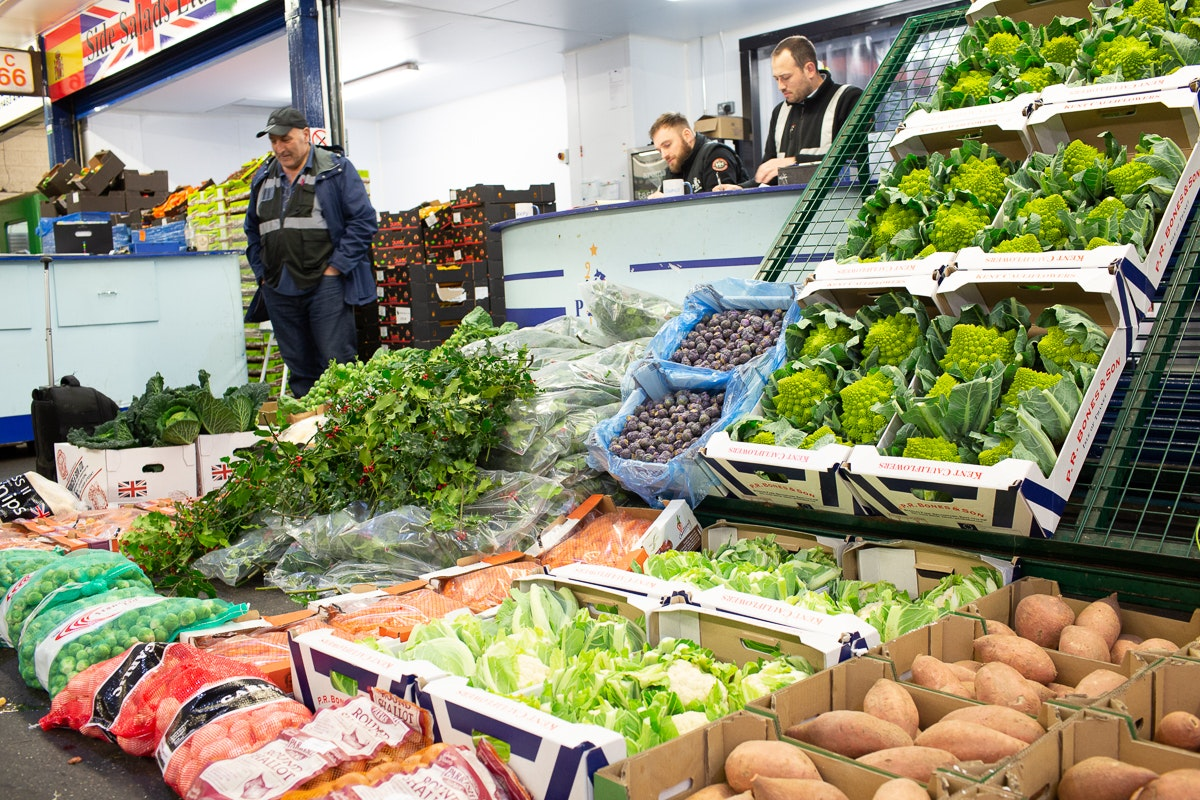 Fruit And Veg Market Report December 2018 Flash P And I