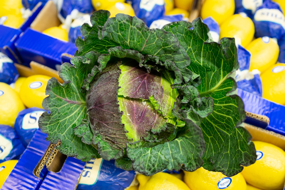 Fruit And Veg Market Report December 2018 January King P And I
