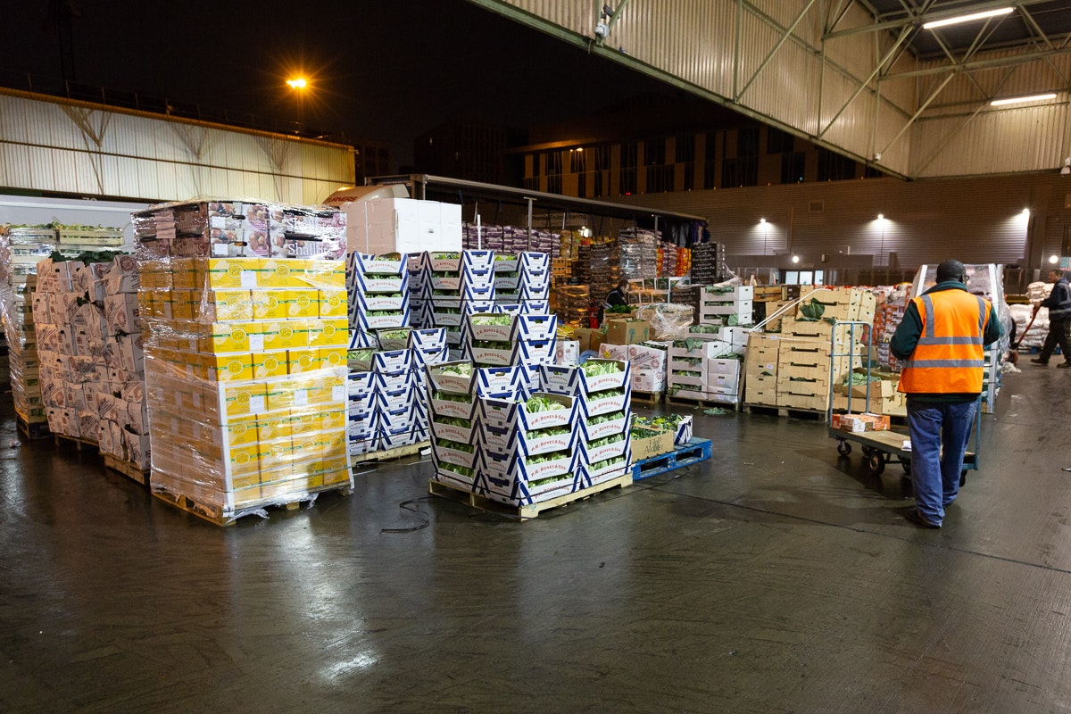 Fruit And Veg Market Report December 2018 Loading Bay P And I