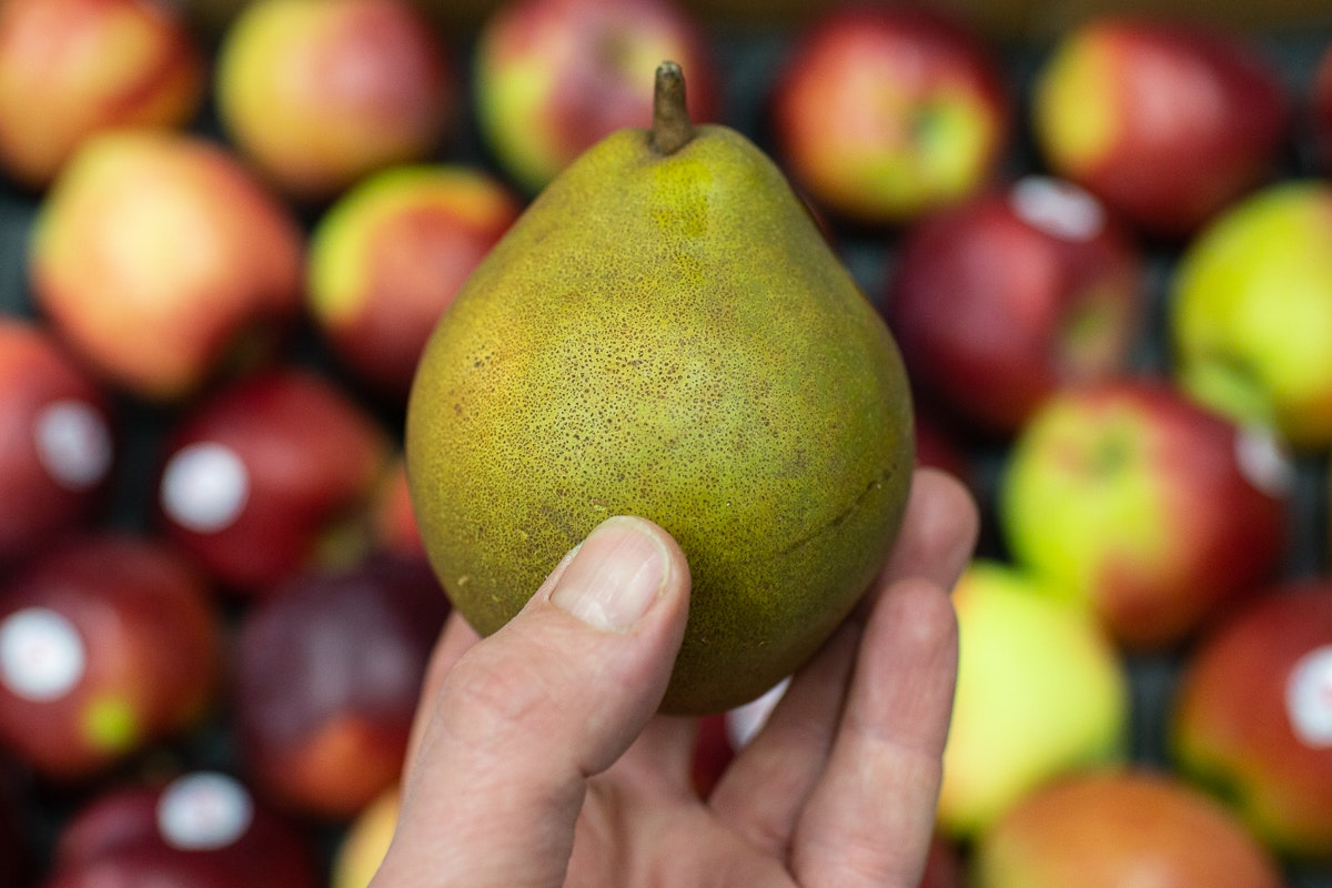 Fruit And Veg Market Report December 2018 Pear Taylors Gold P And I