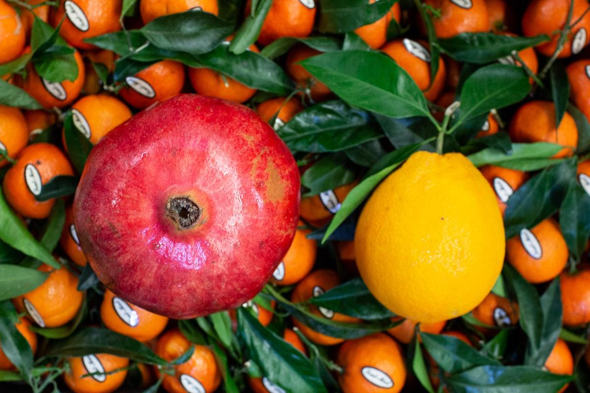 Fruit And Veg Market Report December 2018 Pomegranate European Salad Company