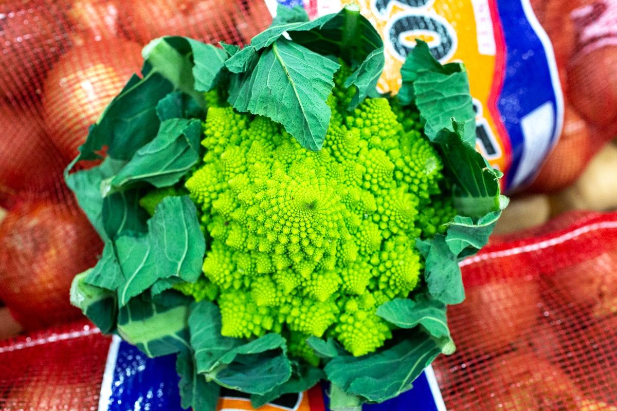 Fruit And Veg Market Report December 2018 Romaneco P And I