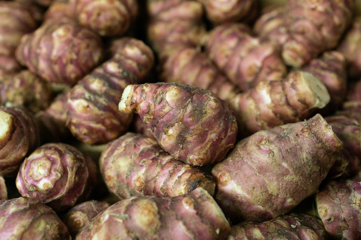 Fruit And Veg Market Report December 2019 Jerusalem Artichoke