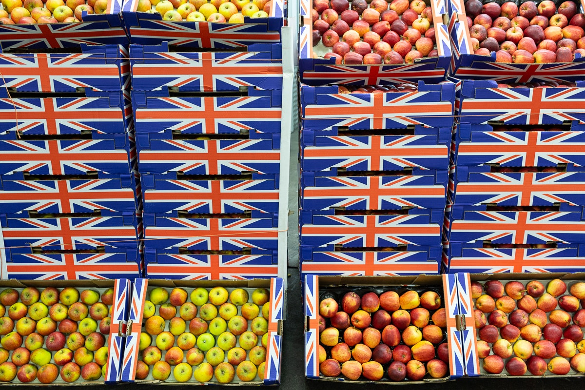 Fruit And Veg Market Report February 2019 Apples