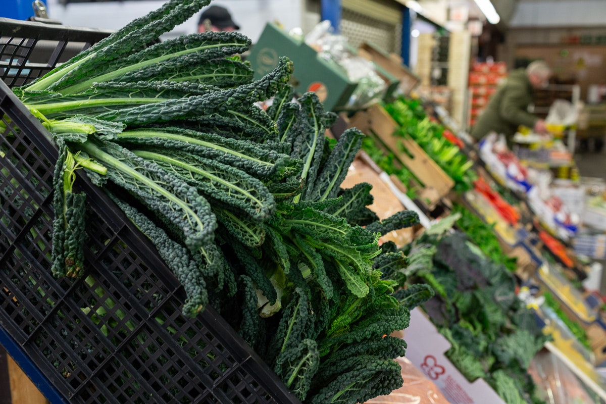 Fruit And Veg Market Report February 2019 Cavolo Nero