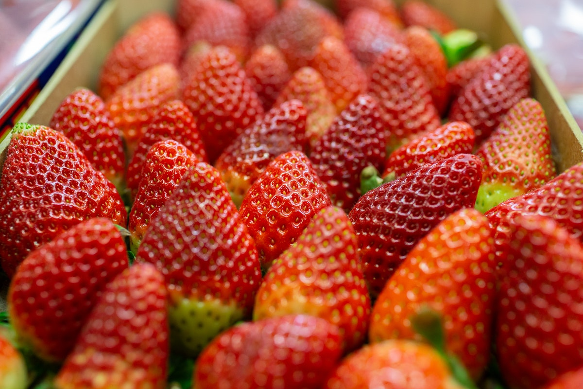 Fruit And Veg Market Report February 2019 Strawberries