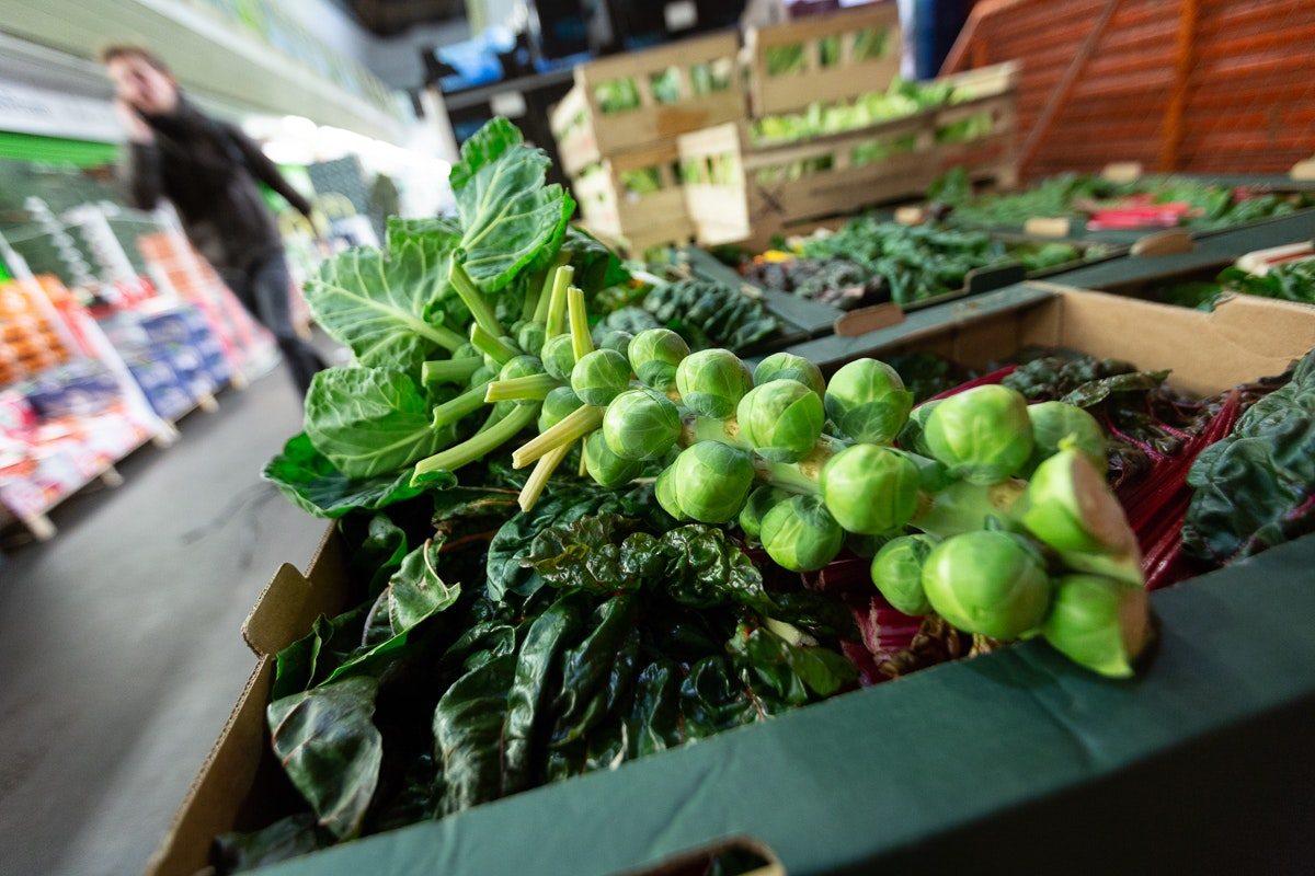 Fruit And Veg Market Report January 2019 Brussel Sprouts