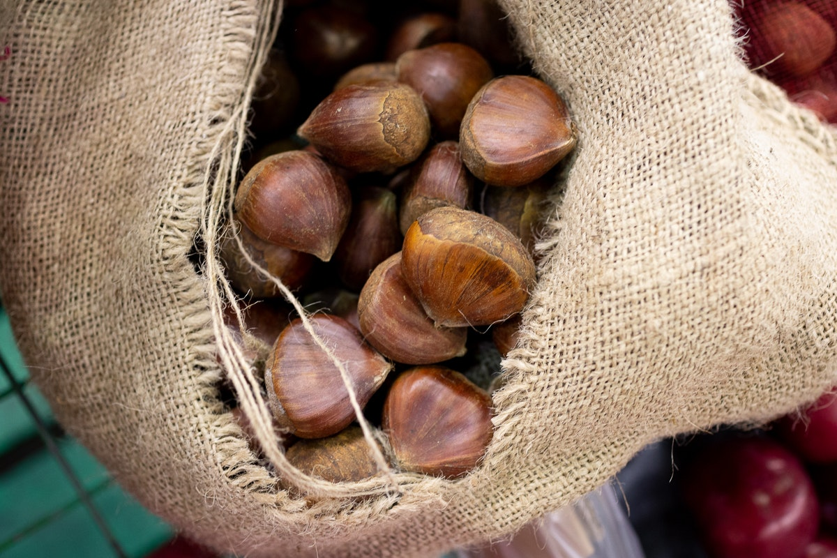 Fruit And Veg Market Report January 2019 Chestnuts
