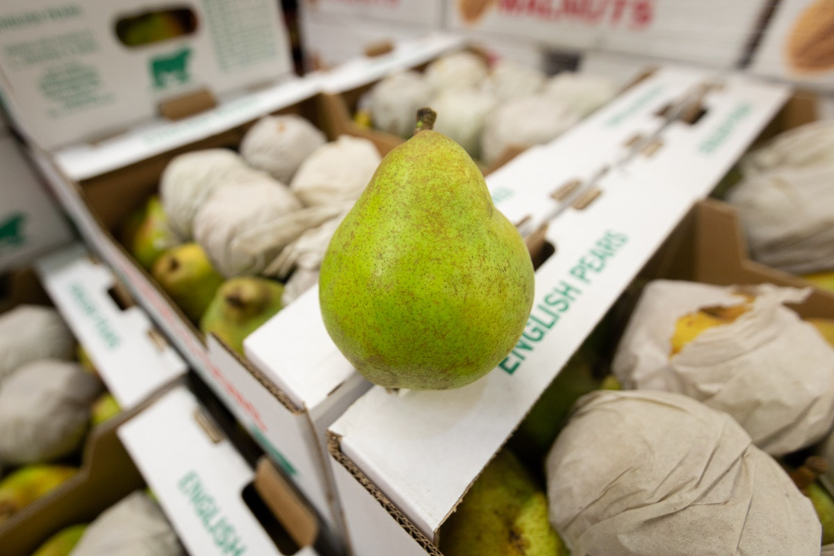 Fruit And Veg Market Report January 2019 Comice Pear