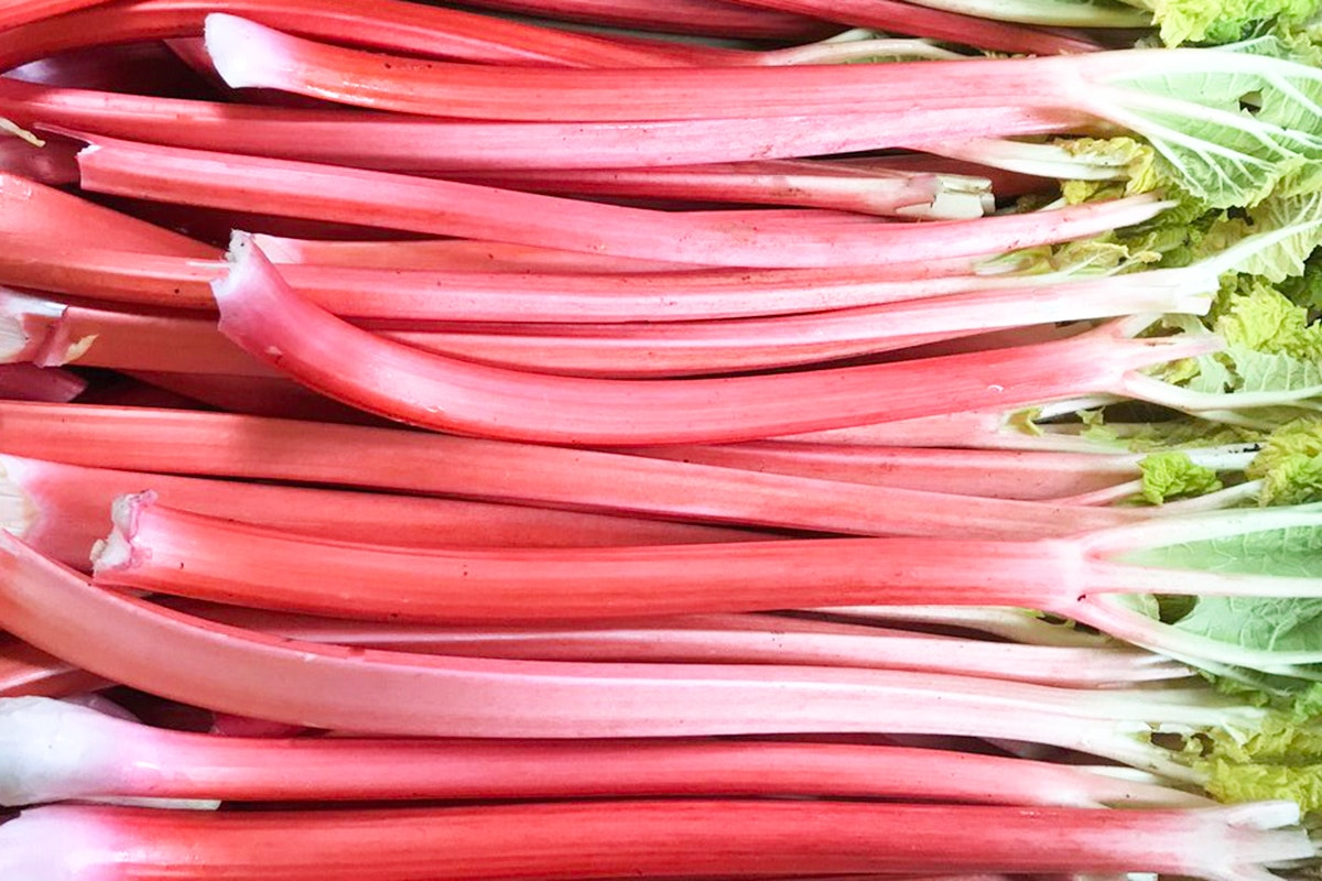 Fruit And Veg Market Report January 2019 Forced Rhubarb 2