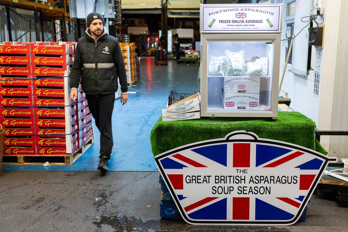 Fruit And Veg Market Report January 2019 Frozen Asparagus