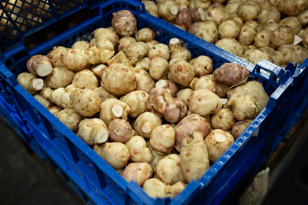 Fruit And Veg Market Report January 2019 Jerusalem Artichokes