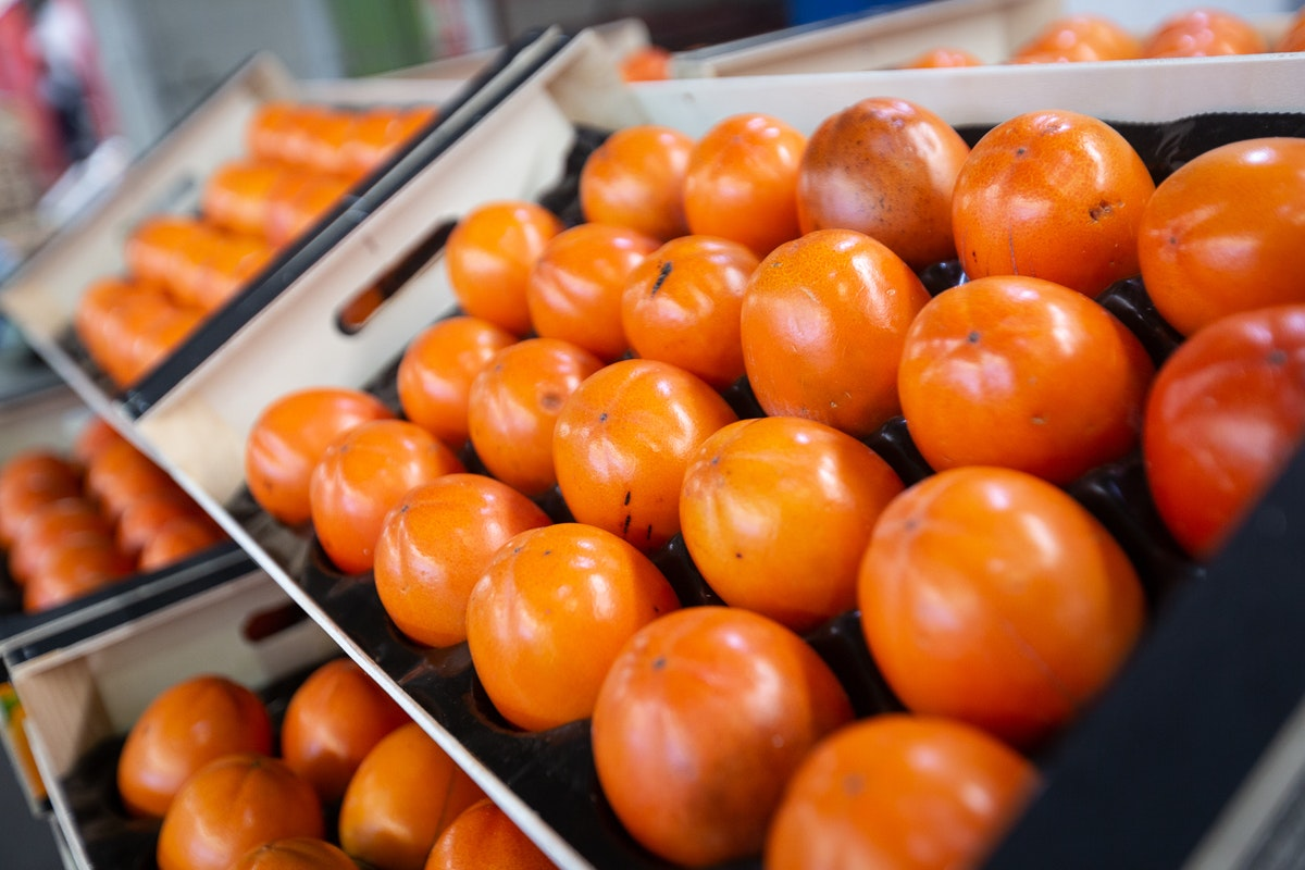 Fruit And Veg Market Report January 2019 Persimmon