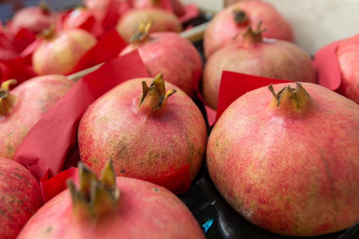 Fruit And Veg Market Report January 2019 Pomegranates