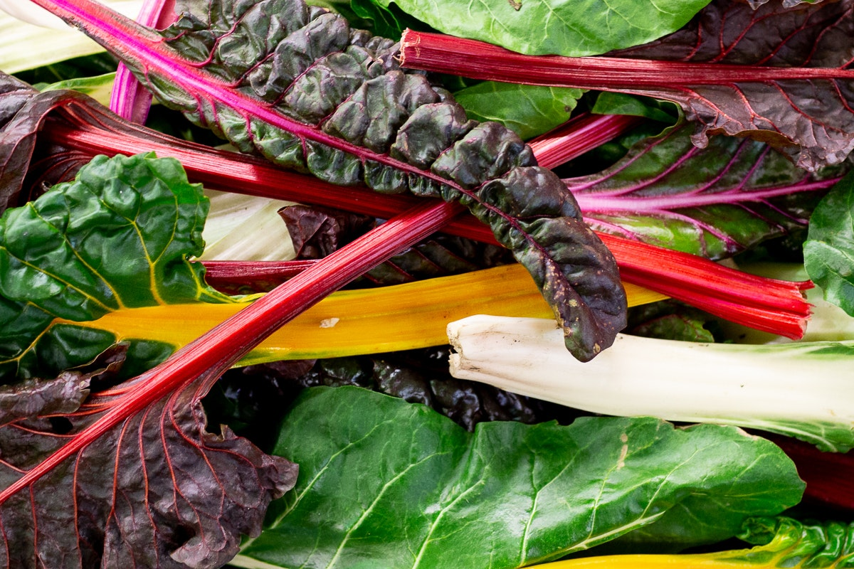 Fruit And Veg Market Report January 2019 Rainbow Chard