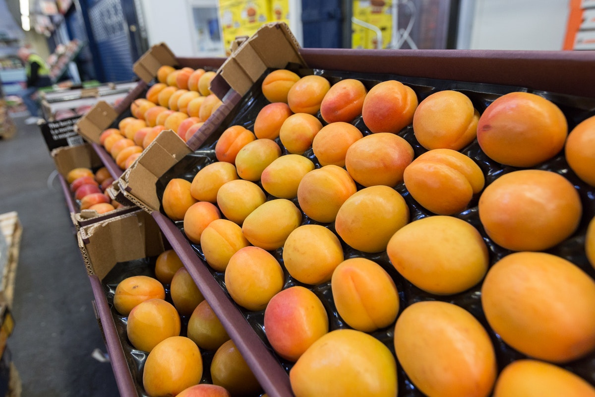Fruit And Veg Market Report June 2018 Apricots