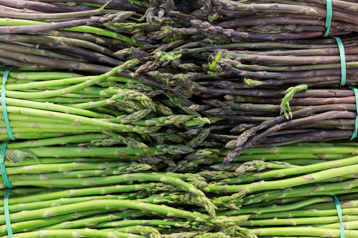 Fruit And Veg Market Report June 2018 Asparagus