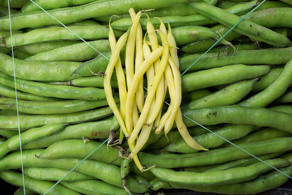 Fruit And Veg Market Report June 2018 Beans