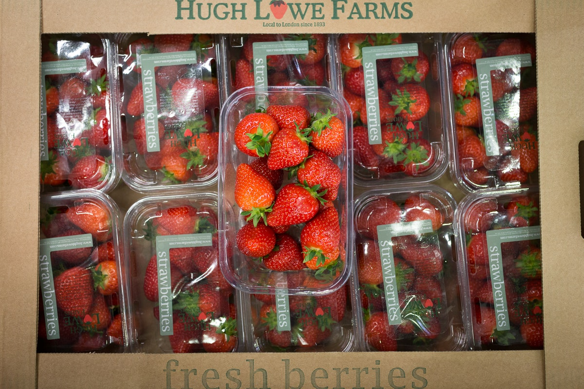 Fruit And Veg Market Report June 2018 Hugh Lowe Strawberries