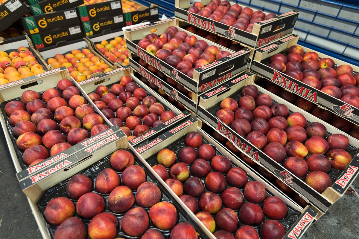 Fruit And Veg Market Report June 2018 Nectarines