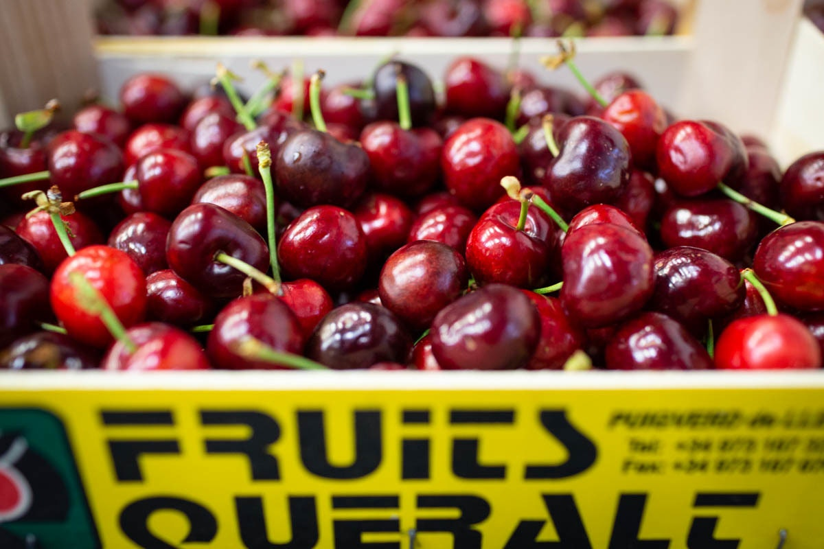 Fruit And Veg Market Report June 2019 Cherries