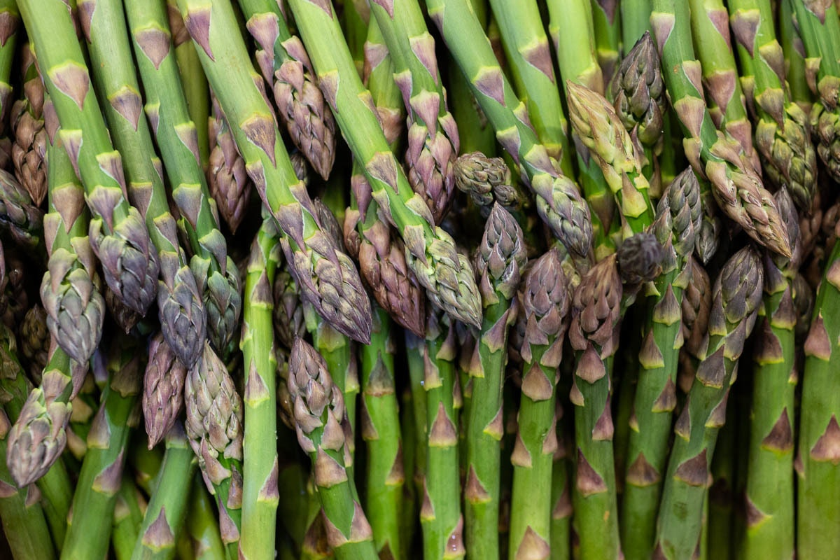 Fruit And Veg Market Report June 2019 Green Asparagus