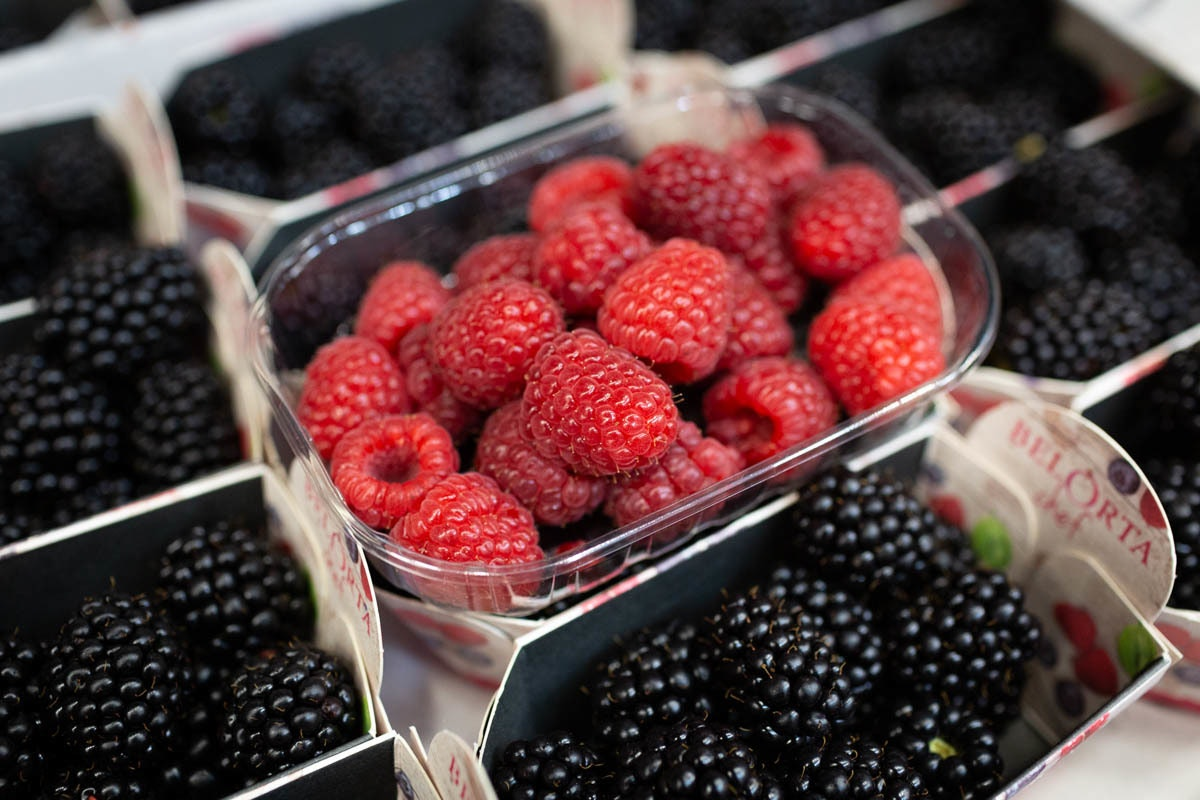 Fruit And Veg Market Report June 2019 Soft Fruit