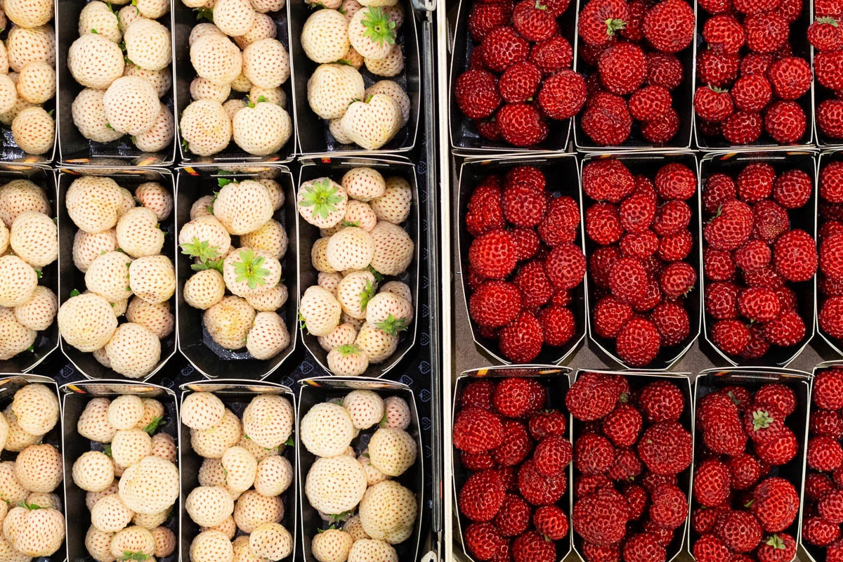 Fruit And Veg Market Report June 2019 Straberries
